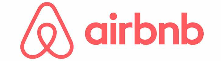 airbnb logo as Airbnb delisting some owners