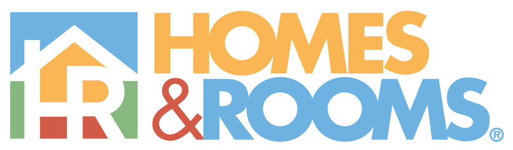 Homes and Rooms logo